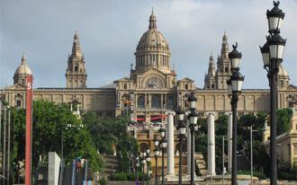 המוזיאון לאמנות עכשווית בברצלונה - MACBA
