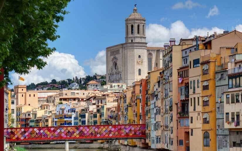 האדריכלות המיוחדת של ברצלונה