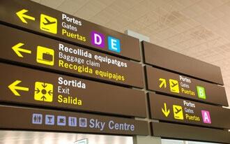 הסעות משדה התעופה של ברצלונה